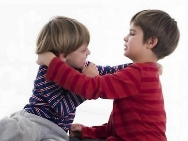 Почему ребенок бьет других детей
